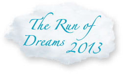 The run of dreams 2013